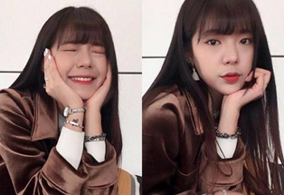 2017年韓國長髮最新流行髮型