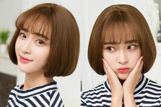 2017年韓國短髮最新流行髮型